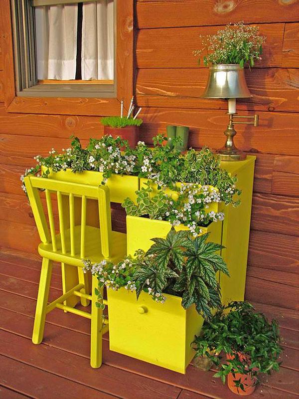 17 DIY Planter Ideas To Add Fun To Your Garden Home Design Lover