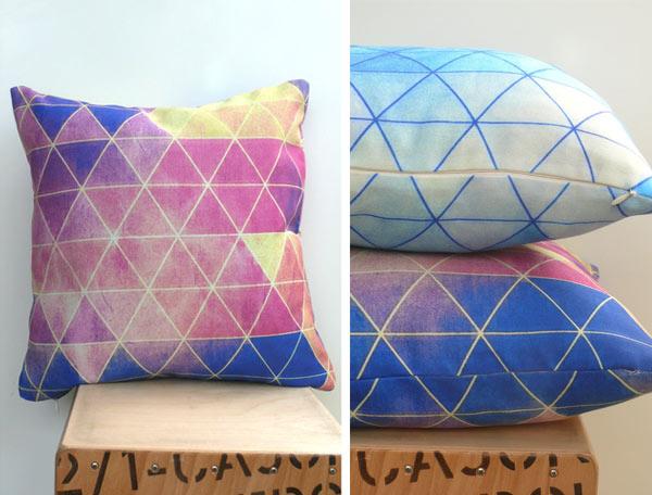 Pastel Throw Pillows