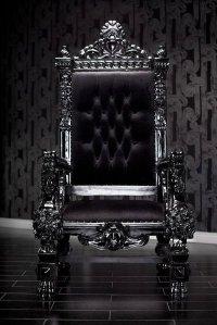 Dark King On Throne | www.imgkid.com - The Image Kid Has It!