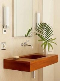 20 Samples of Classic Bathroom Sinks