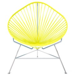 Innit Acapulco Chair Cotton Covers For Weddings 20 Fascinating Yellow Living Room Chairs | Home Design Lover