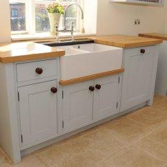 Free Standing Kitchens Small Kitchen Dishwashers 20 Wooden Sink Home Design Lover