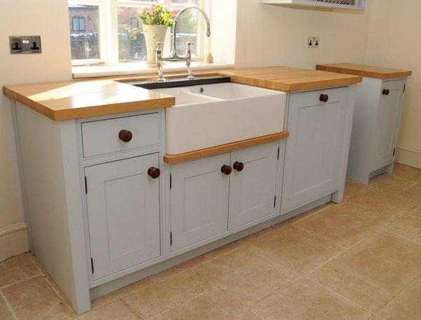 free standing kitchens kitchen knives set 20 wooden sink home design lover