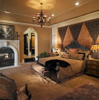 20 Luxurious Design of Mediterranean Bedroom | Home Design ...