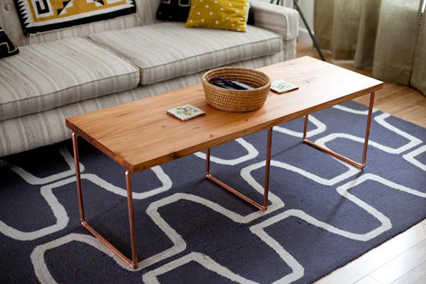 20 Amazing Ways to DIY a Coffee Table  Home Design Lover