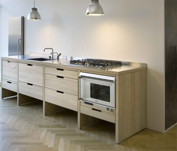 20 Wooden Free Standing Kitchen Sink Home Design Lover