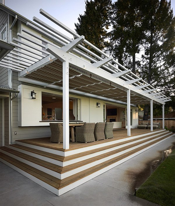exterior with 20 awning ideas