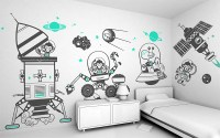20 Cute Wall Decals and Murals for Kids Bedroom | Home ...