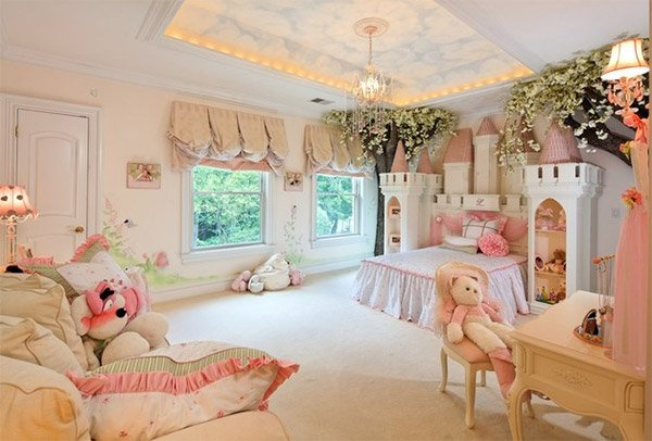 20 princess themed bedrooms every girl