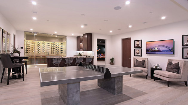 20 Man Cave Finished Basement Designs Youll Totally Envy