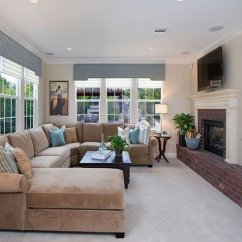 Sectional Sofa Designs For Living Room Art Canvas 20 Layouts With Sectionals Home Design Lover