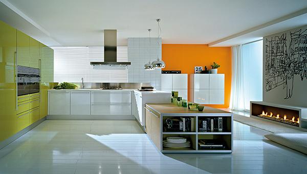 Sleek Urban Kitchen Designs From Pedini USA Home Design Lover