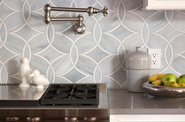 20 modern kitchen backsplash designs