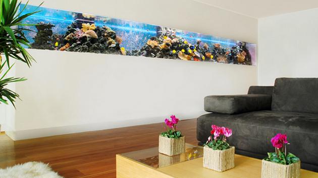 Living Room Acrylic Painting