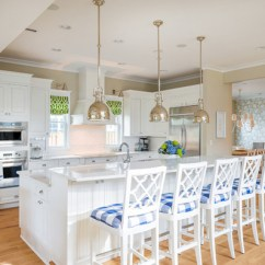 Rustic Kitchen Island Lighting Space Saving Tables 20 Nautical Home Decoration In The   Design Lover
