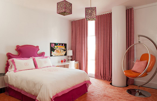 teenage girls bedroom paint color ideas 20 Bedroom Paint Ideas For Teenage Girls | Home Design Lover