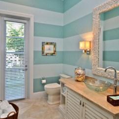 Beautiful Living Room Home Interior Decorations Swivel Chairs 20 Beach Bathroom Decors   Design Lover