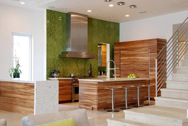 20 Contemporary EcoFriendly Kitchen Designs  Home Design