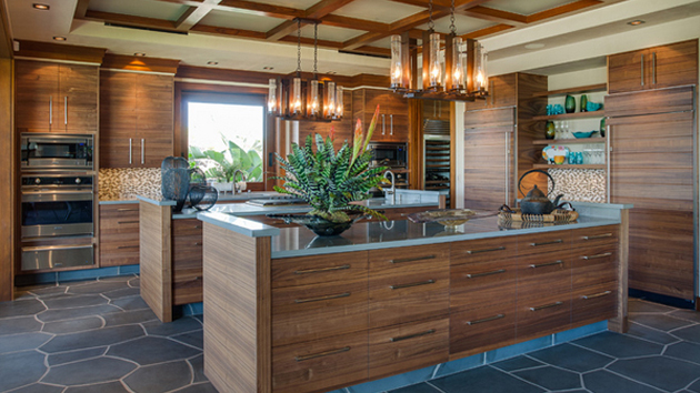 island inspired living room furniture curtain ideas three windows 20 oh-lala hawaiian kitchen designs | home design lover