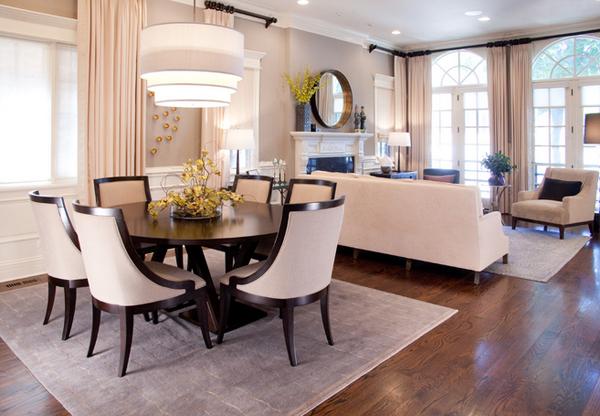 20 Charming Circular Oak Dining Room Tables Home Design