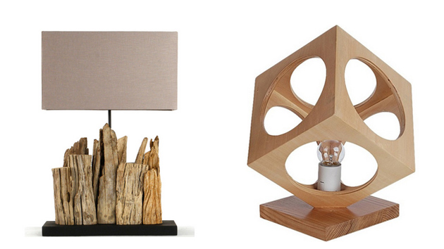 20 Wooden Table Lamps For Home Decors Choices Home