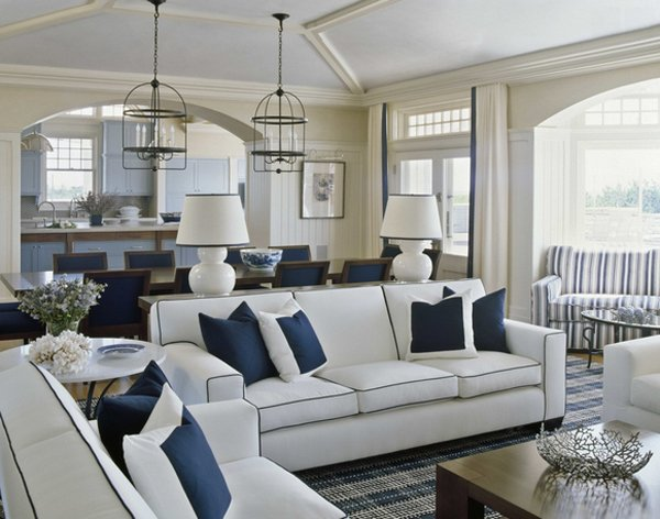 white sofa living room coffee tables 20 clean and gorgeous home design lover