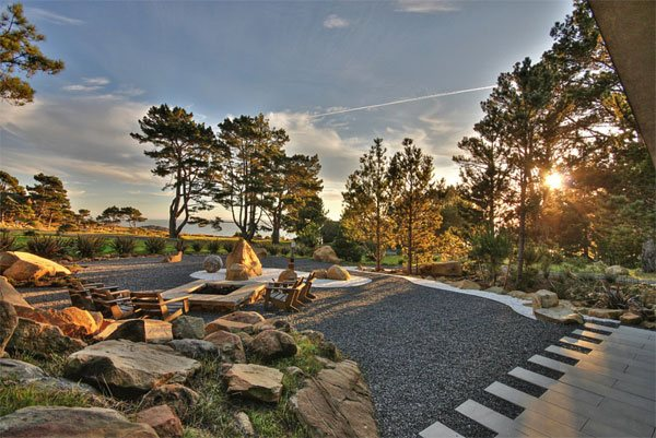 26 decorative ideas of landscaping with