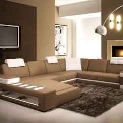 Modern Leather Living Room Set Small Occasional Tables 20 Furniture Home Design Lover 18 New Sofa