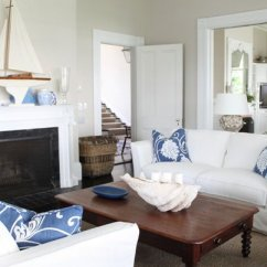 White Couches Living Room Pics Of Rooms With Grey Walls 20 Clean And Gorgeous Sofa Home Design Lover Beach
