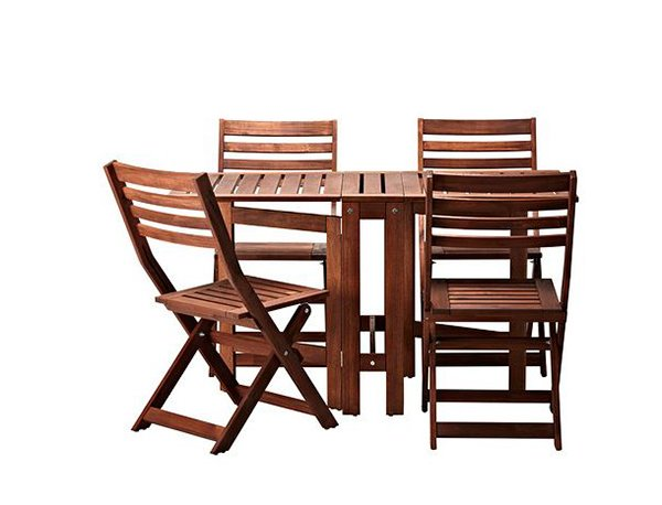 Deck Table And Chair Sets