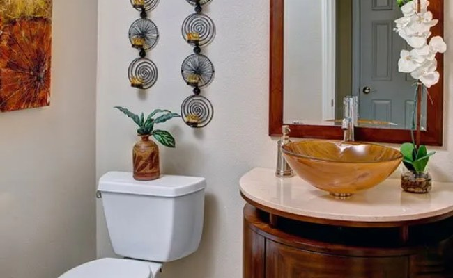 22 Eclectic Ideas Of Bathroom Wall Decor Home Design Lover