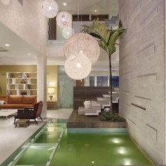 Sofa Furniture Design India Lema Cloud Preis Villa In Meenakshi Bamboos Shows Off A Water Body The ...