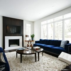 Decorating A Living Room With Navy Blue Furniture Interior Designer Ideas For Rooms 20 Impressive Sofa In The Home Design Lover Royal Sofas