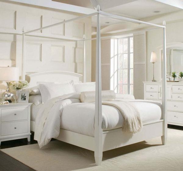 20 queen size canopy bedroom sets