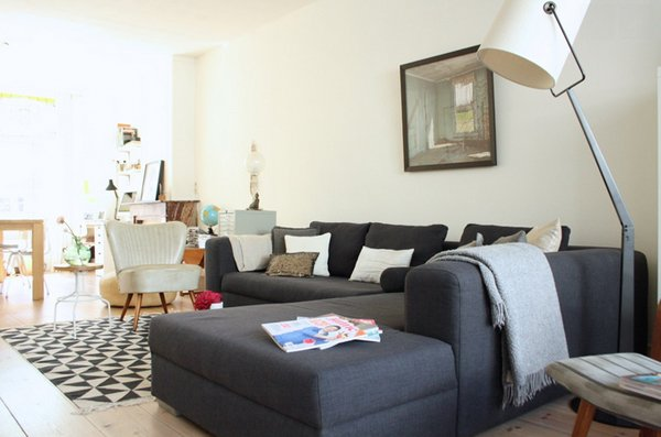 20 Gorgeous Grey Sofa In The Living Room