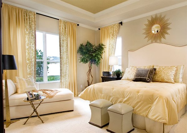 title | Gold Bedroom