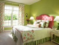 20 Fun Pink And Green Bedroom Designs | Home Design Lover