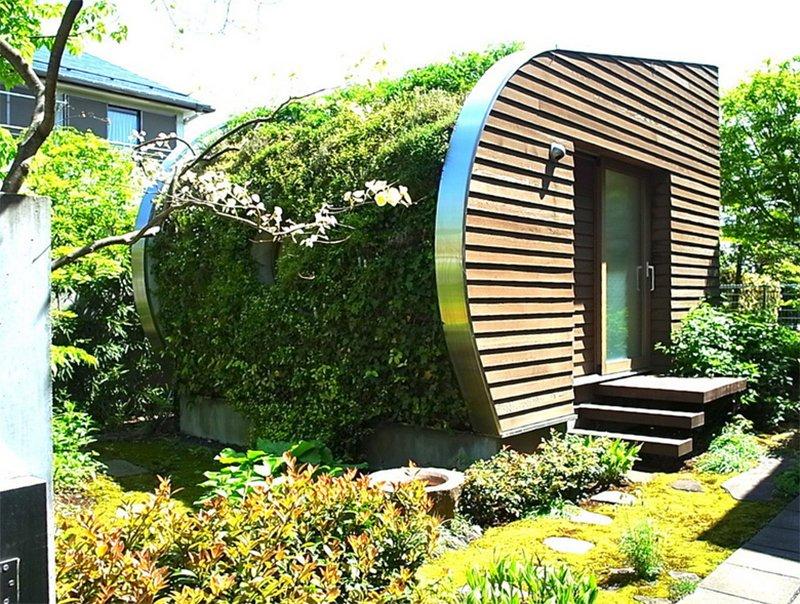 23 Impressive Contemporary Garden Shed Designs Home