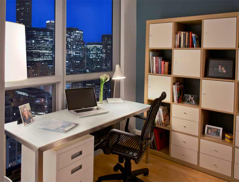 Long Narrow Office Desk