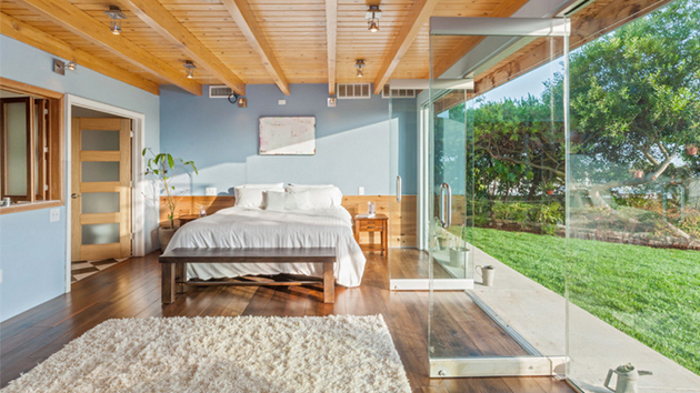 living room ideas for condo simple decorating rooms 25 bright mid-century modern bedroom designs   home design ...