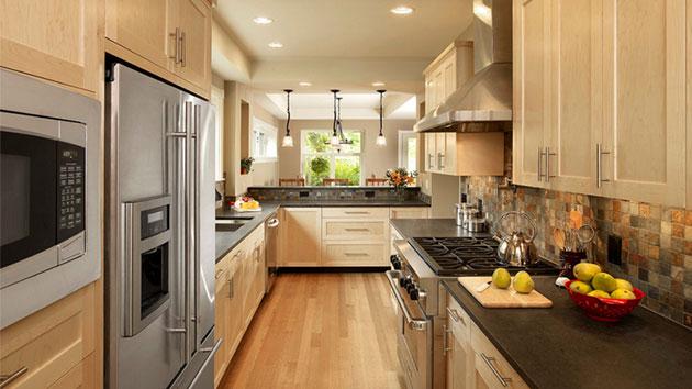 shaker kitchen cabinets cabinet patterns 25 minimalist designs home design lover