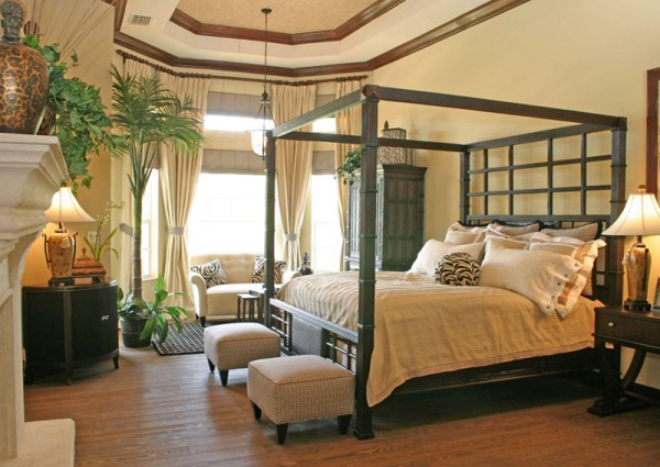 beautiful tropical bedroom design 20 Tropical Bedroom Furniture with Exotic Allure | Home