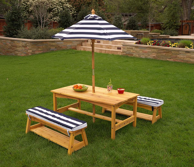 20 Picnic Table Set for Kids for Endless Outdoor Fun