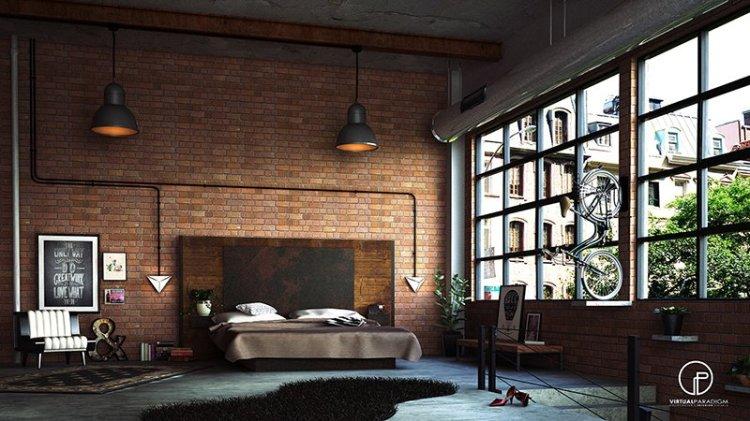 Bedroom Designs Design Loft Bedroom