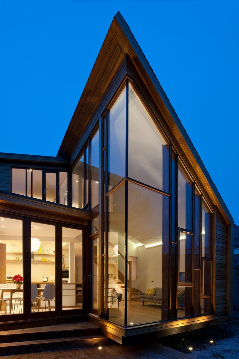 Scandinavian Home Extension in Scotland