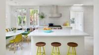 22 Midcentury Modern Kitchen Designs Showcasing Contrast