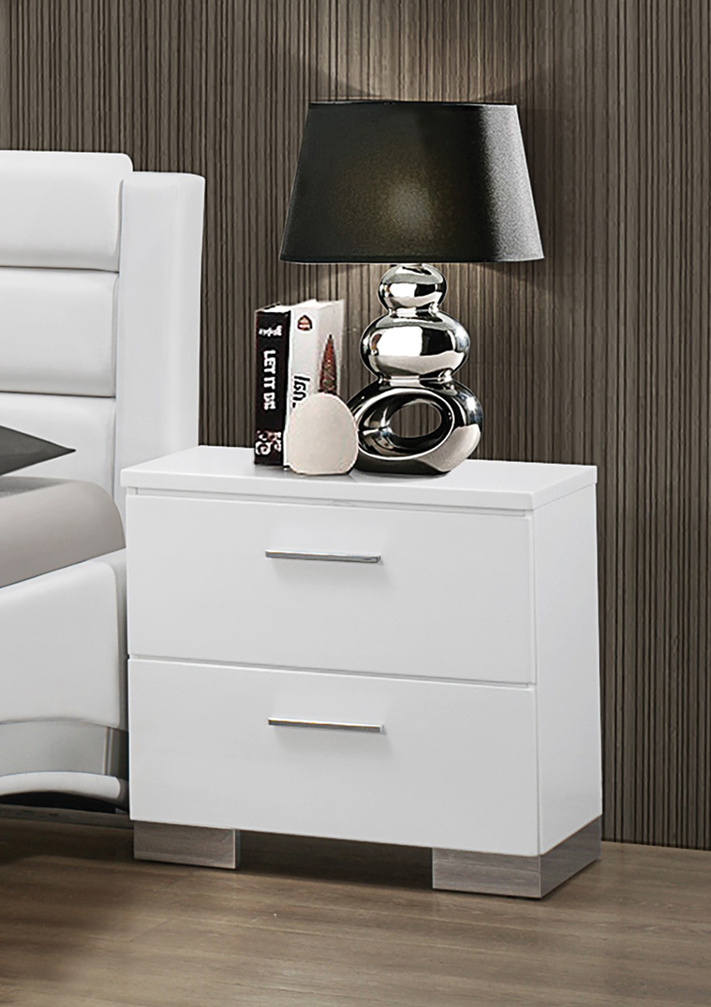 22 Sleek Modern Nightstands For The Bedroom Home Design Lover