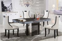20 Luxurious Rectangular Marble Dining Tables | Home ...