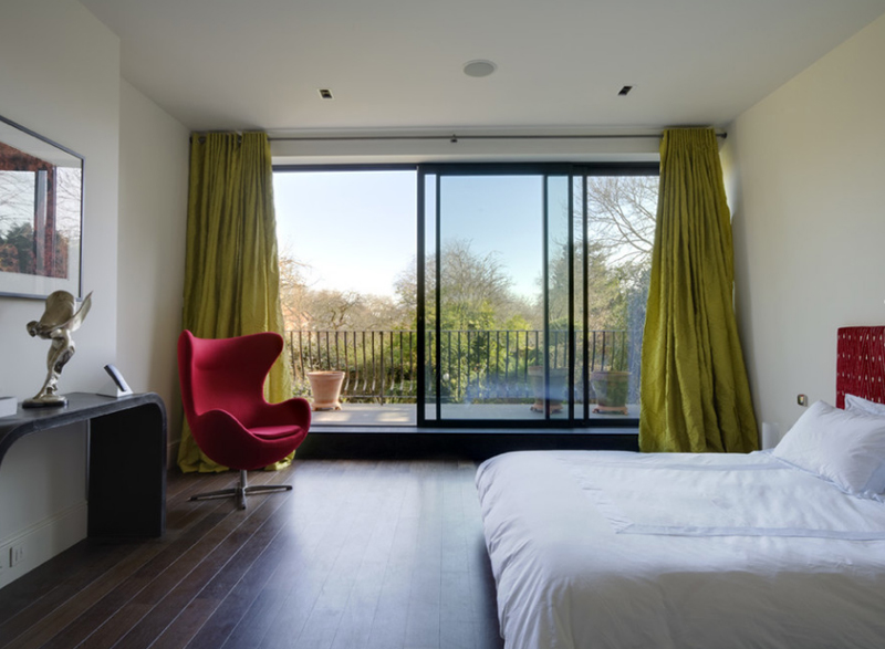 20 Contemporary Bedrooms with Balcony  Home Design Lover