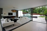 22 Awesome Glass Sliding Doors in the Living Room | Home ...